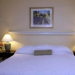 Hotel Coolidge king bed