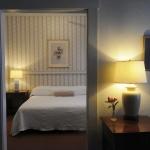 Hotel Coolidge room entry way
