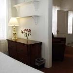 Hotel room dresser